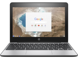 HP Chromebook 11 G5 Touch