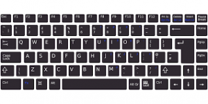 Use a standard PC keyboard with your Chromebook - Chromebook Review