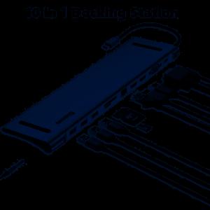 chromebook docking station